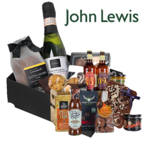 john lewis hampers