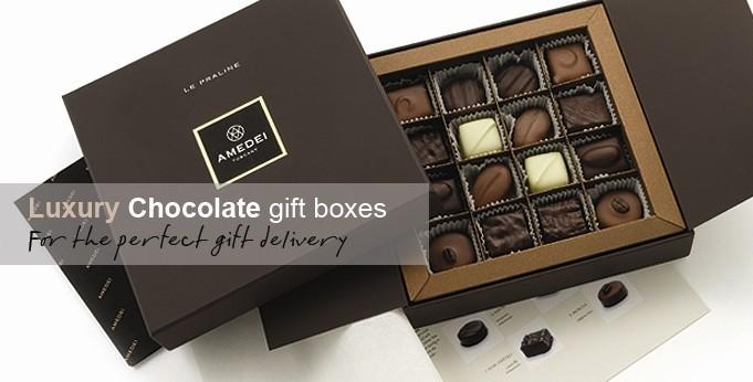 chocolate trading company gifts