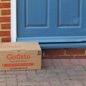 gousto home delivery