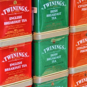 twinings luxury tea