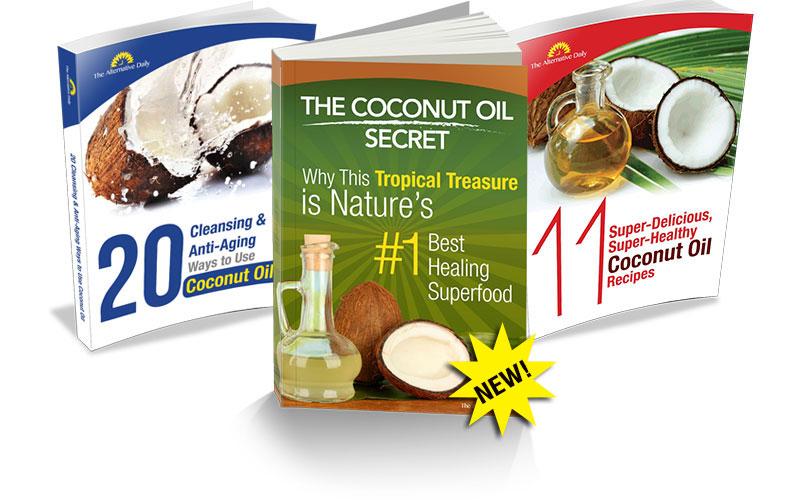 coconut oil secrets