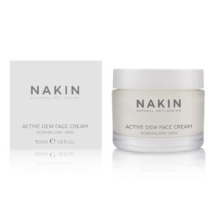nakin dew natural face cream