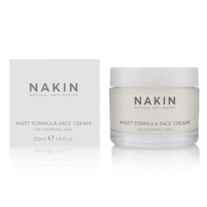 matt formula face cream