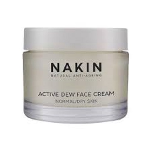nakin dew face cream