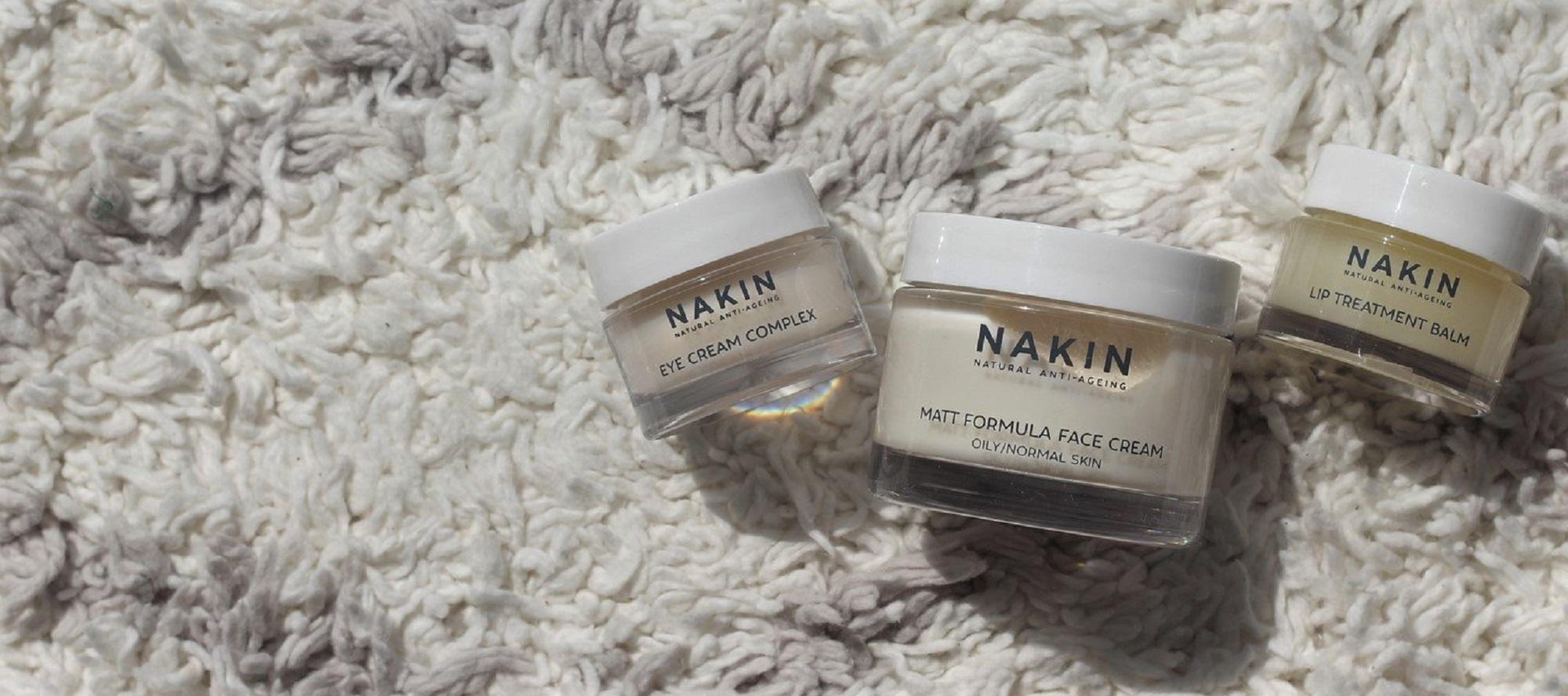 nakin face cream