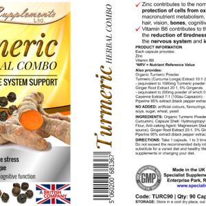 buy organic turmeric